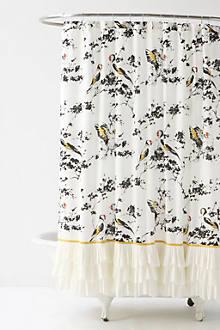 Chaffinch Shower Curtain