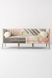 Ditte Sofa, Fred Shand Pink
