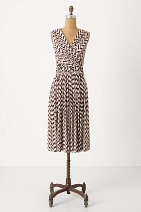 Dynamic Zigs Dress - Anthropologie.com from anthropologie.com