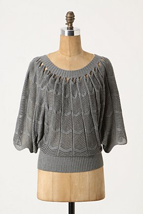 Fanning Scallops Pullover Anthropologie com from anthropologie.com
