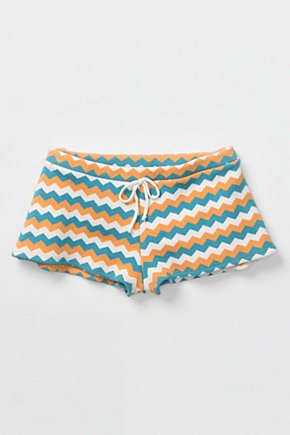Carets Bikini Bottoms - Anthropologie.com :  boyshort summery bottom bikini