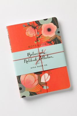 Sweet Briar Notebooks