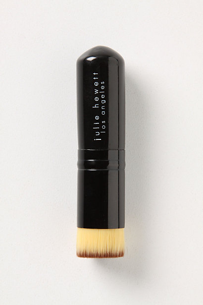 Julie Hewett Cheekie Brush from anthropologie.com
