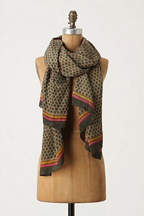 Adire Scarf - Anthropologie.com