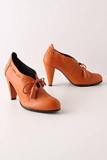 Tassel-Tied Heels