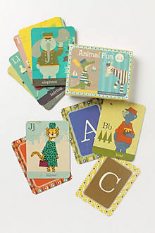 Animal Fun Flashcards