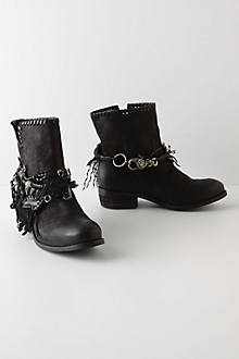 Odds & Ends Belted Booties