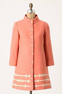 Eastward Dress Coat