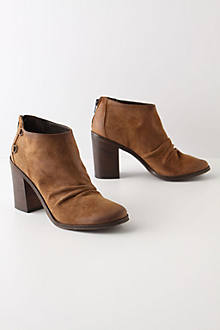 Slightly Slouched Booties