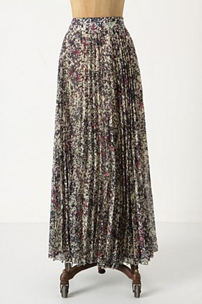 Post-Impressionist Skirt - Anthropologie.com from anthropologie.com