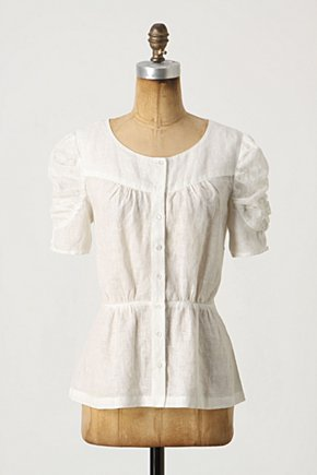 Beechwood Blouse - Anthropologie.com