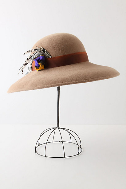 Sant Carles Hat - Anthropologie.com