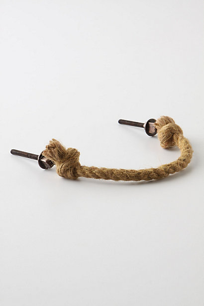 Sale alerts for Anthropologie Pliant Rope Handle - Covvet