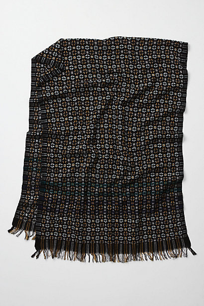 Thready Plaid Scarf - Anthropologie.com