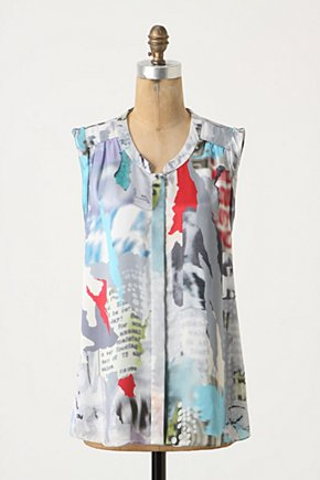 Vine Street Blouse - Anthropologie.com from anthropologie.com