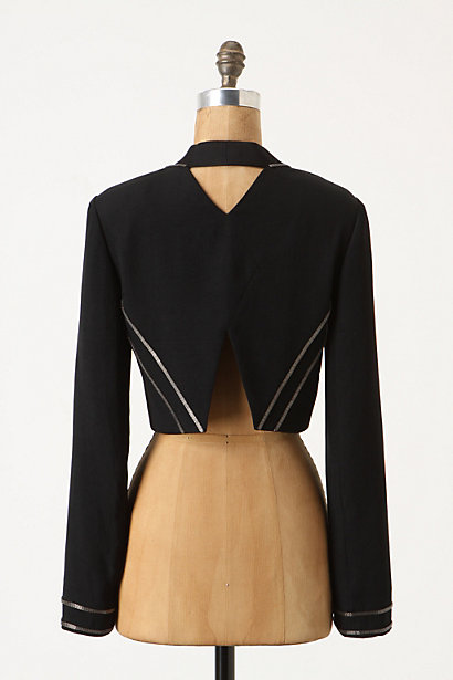Sofya Cropped Jacket - Anthropologie.com