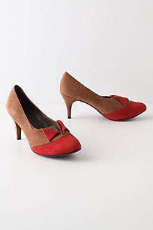 Red Heron Heels