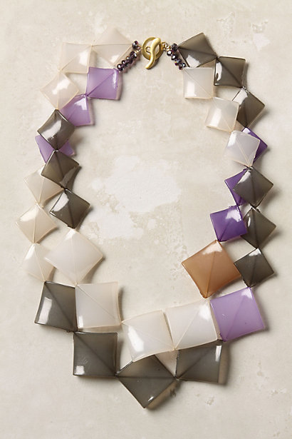 Harlequinade Necklace - Anthropologie