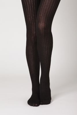 Pointelle Sweater Tights