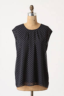 Entwined Dots Blouse