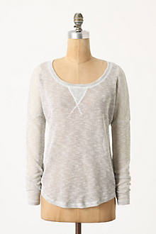 Simple & Sheer Crewneck