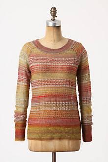 Sun-Marled Pullover