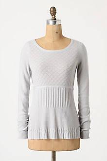 Lozenge Pullover