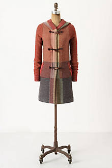 Variegate Loom Sweatercoat