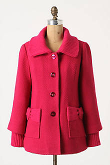 Bow Topped Coat