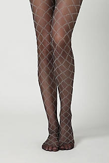 Spotted Diamonds Tights