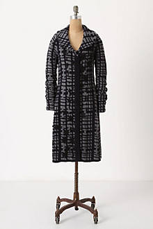 Crisscross Sweatercoat