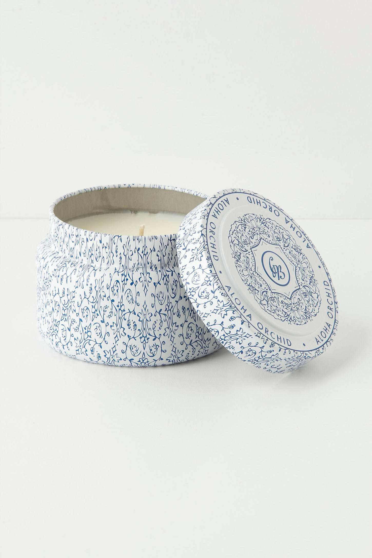 Capri Blue Candle Tin