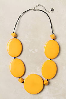 Oval Stacks Necklace