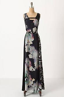 Winterbloom Maxi Dress