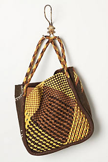 Woven Elements Tote