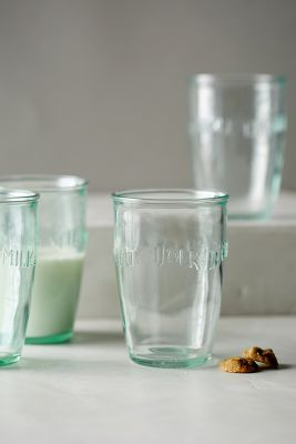 Euro Milk Glasses
