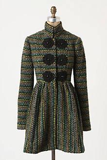 Cheongsam Dress Coat