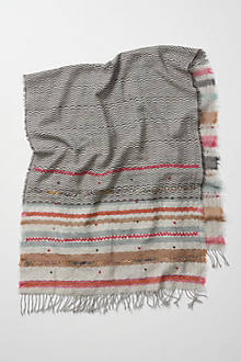 Caraz Striped Scarf
