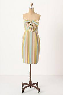 Straightaway Jacquard Mini Dress