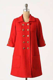 Ruby Paths Coat