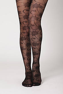 Vined Tights