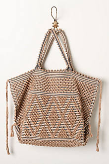 Intertwined Traditions Tote