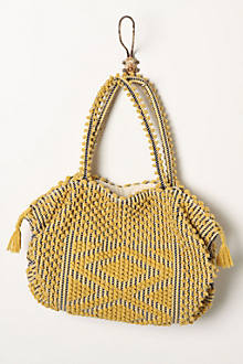 Intertwined Traditions Shoulder Bag