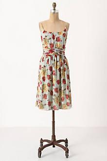 Rose & Hortensia Dress