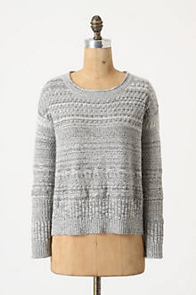 Marled & Mixed Pullover