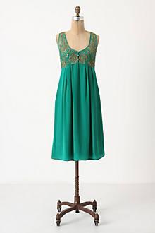 Flickering Slip Dress