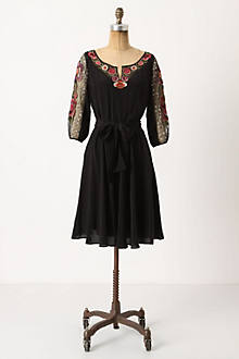 Embroidered Mirabilis Dress