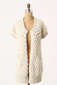 Cloud-Knit Sweatercoat