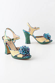 Collected Confetti Heels