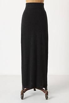 Cleft Maxi Skirt